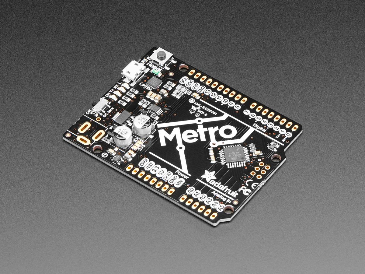 Adafruit METRO 328 without Headers - ATmega328 ...