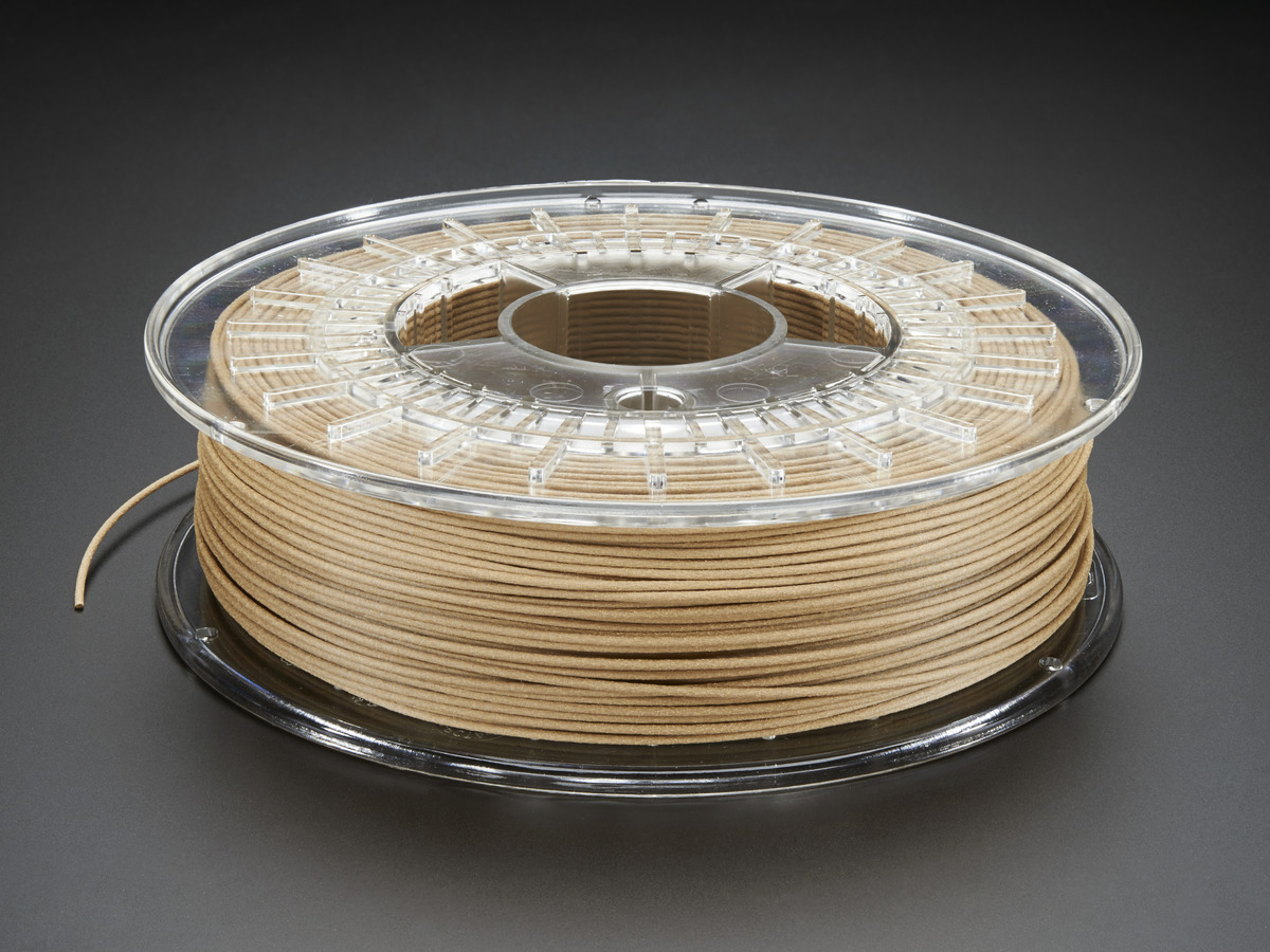 Pla Pha Bamboofill For 3d Printers 175mm Diameter 600g Id 2475 Copper Circuit Boards Created Successfully By A Printer Photos