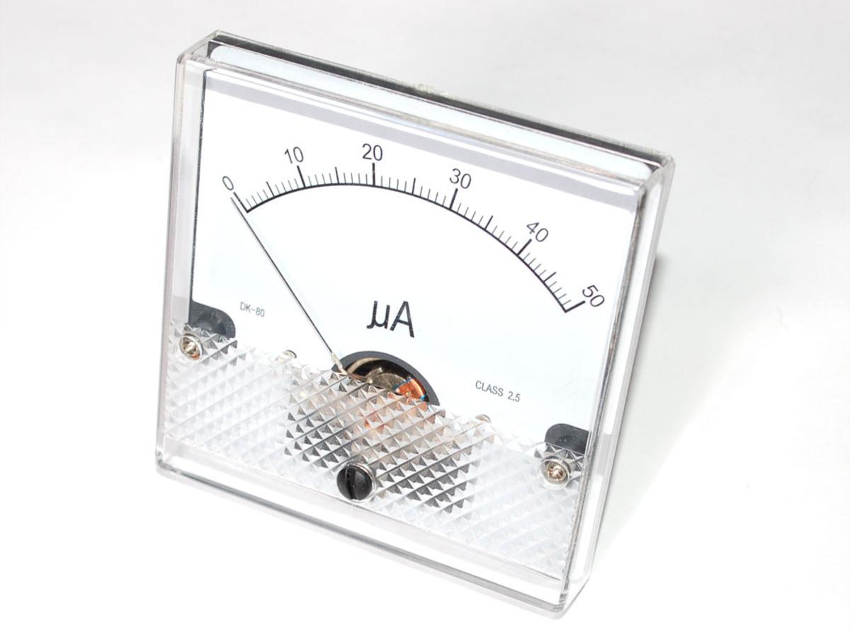 Analog Panel Meter : Analog panel meter ua id  adafruit