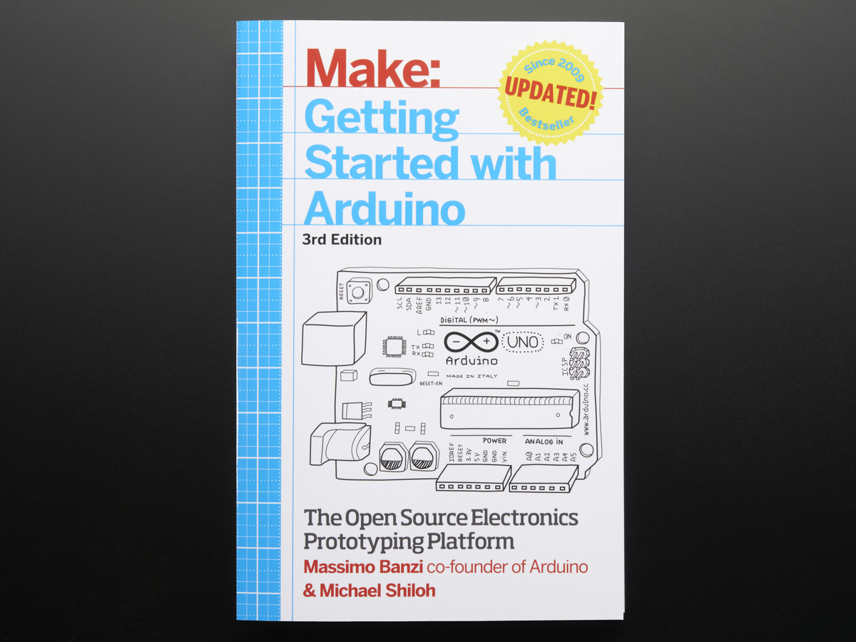 Pdf arduino massimo with banzi getting started