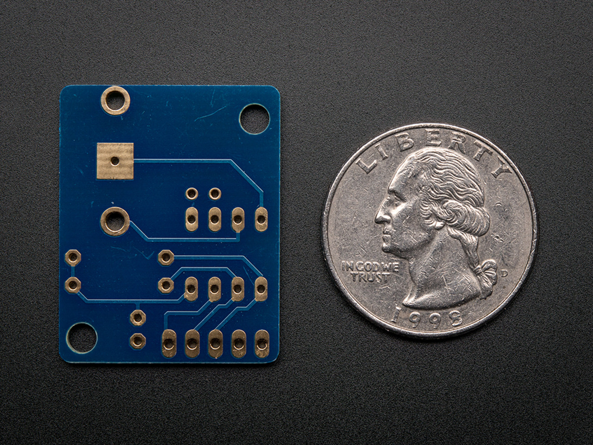 Ds1307 Real Time Clock Breakout Board Kit Id 264 795 Adafruit Arduinorealtimeclockcircuit Breadboard Schematic