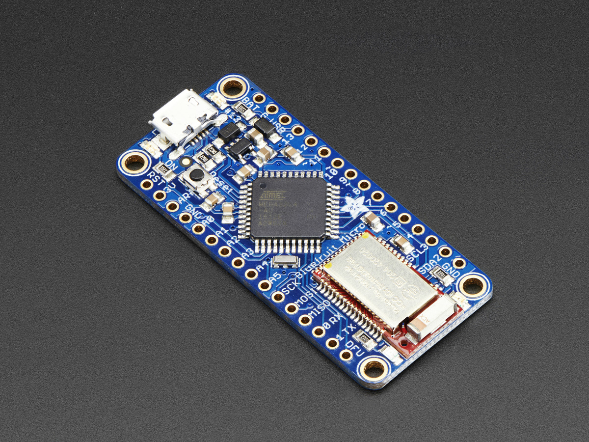 Adafruit Bluefruit Le Micro Bluetooth Low Energy
