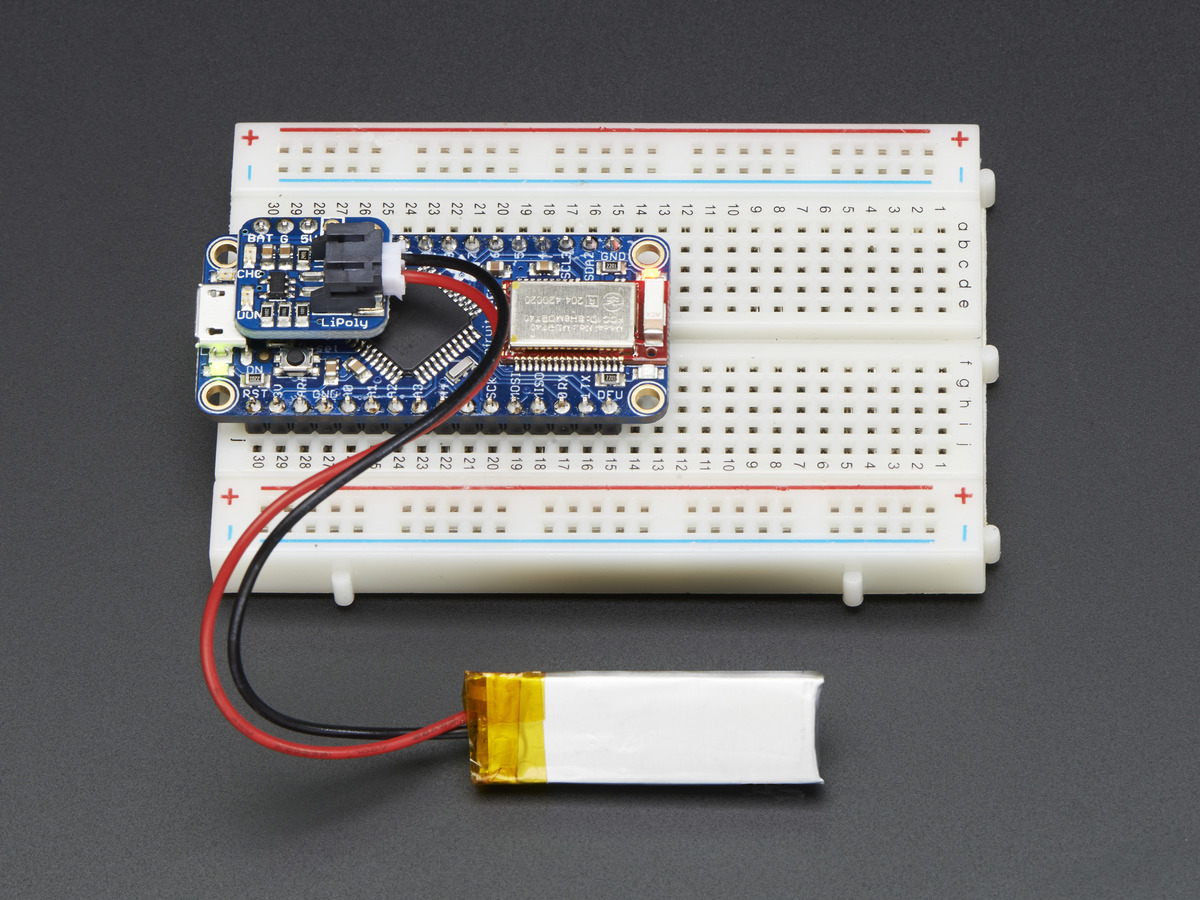 Adafruit Bluefruit LE Micro - Bluetooth Low Energy +