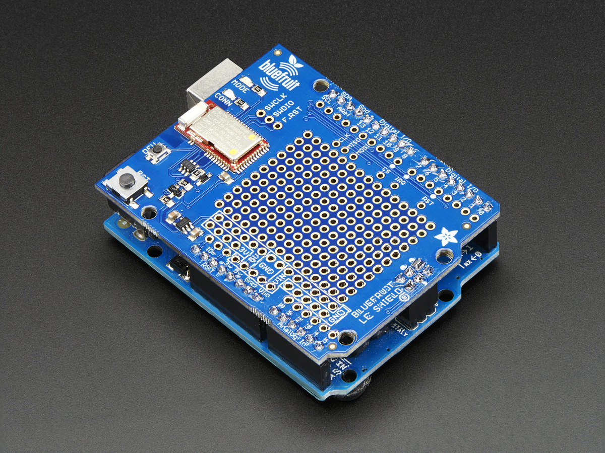 adafruit bluefruit le shield bluetooth le for arduino id module arduino bluetooth wifi shield v2 0 seeed wiki