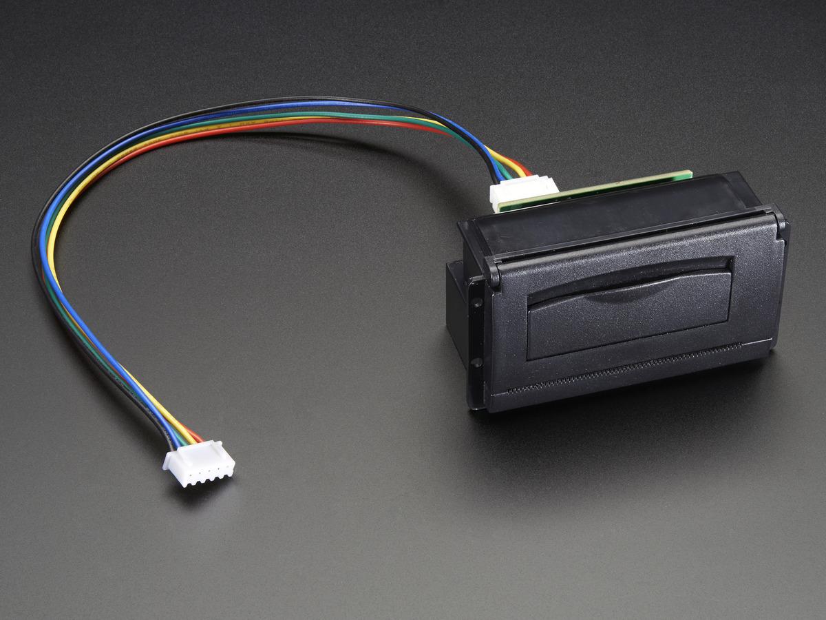 Nano Thermal Receipt Printer Ttl Serial Id 2752 4495 Wiring Diagram For Wireless