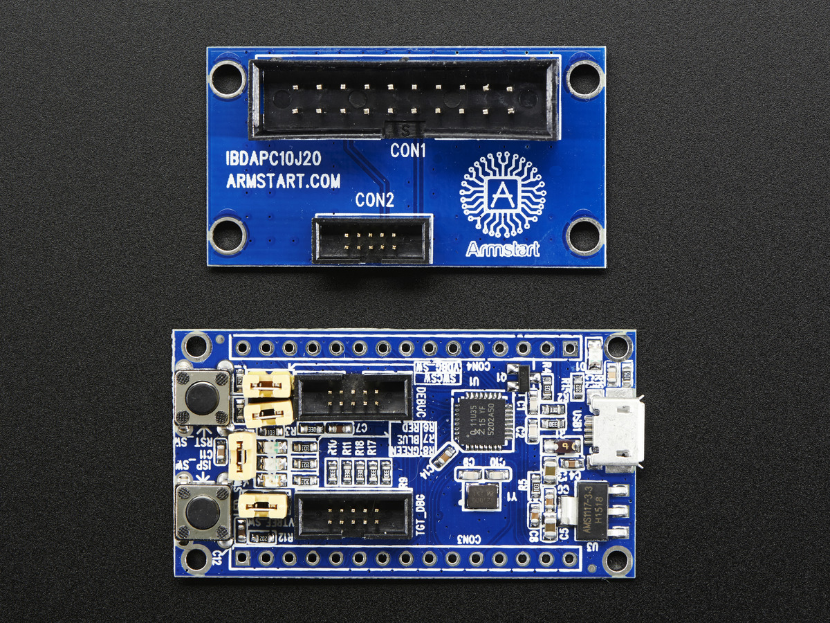 Ibdap Cmsis Dap Jtag Swd Debug Adapter Kit Id 2764 2995 Electronic Circuit Kits Australia