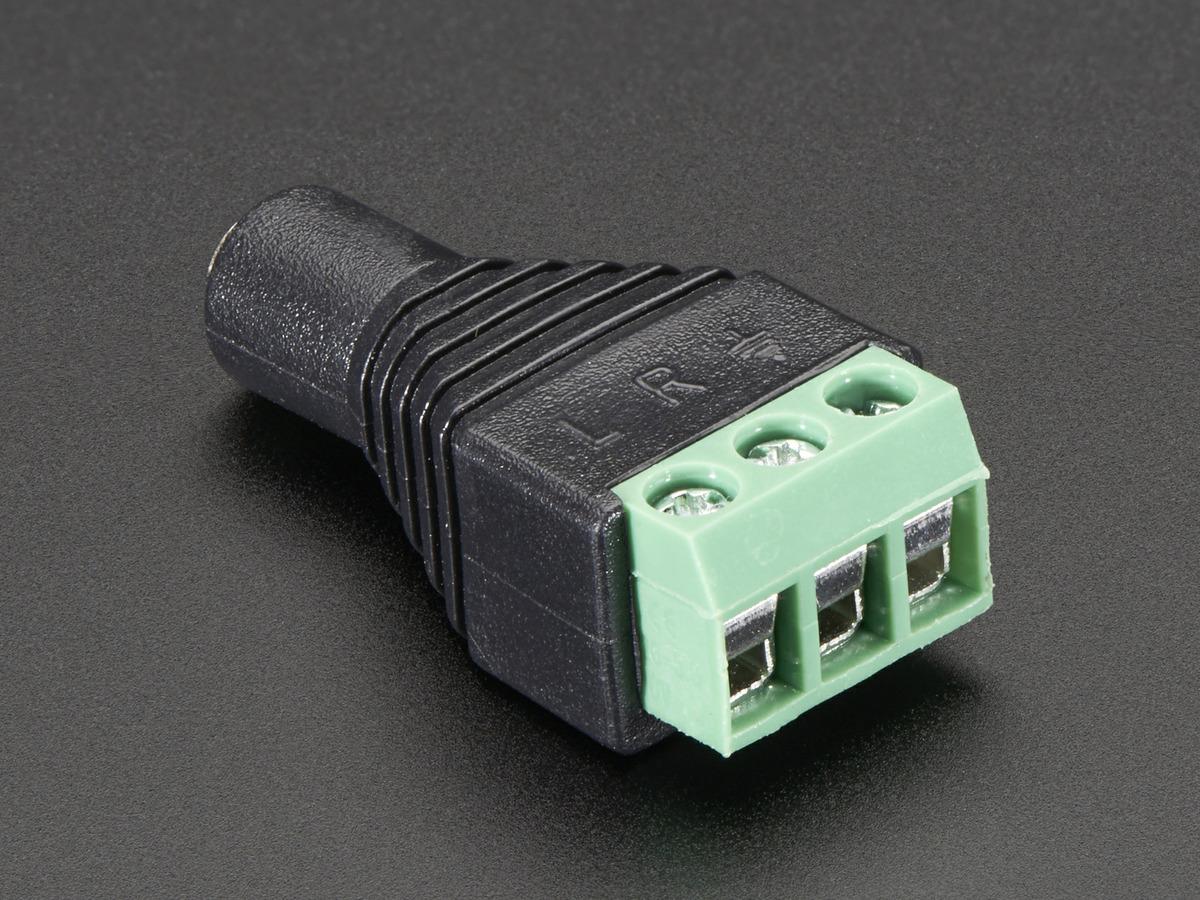 1 8 female jack component wiring basic wiring diagram u2022 rh rnetcomputer co 1/8 inch headphone jack wiring Radio Shack Headphone Adapter