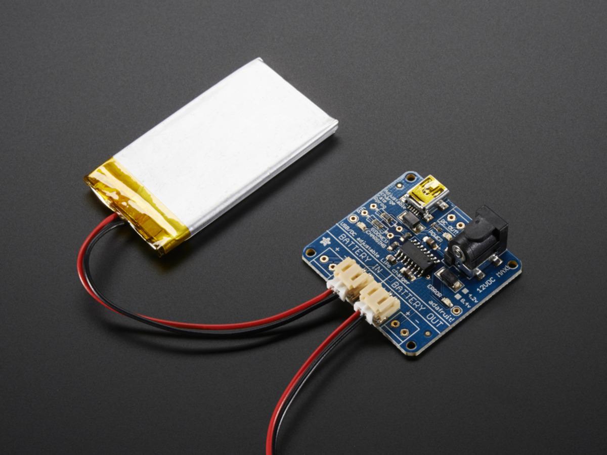 usb dc lithium polymer battery charger 5 12v 3 7. Black Bedroom Furniture Sets. Home Design Ideas