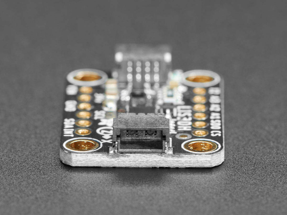 3DMakerworld Adafruit LIS3DH Triple-Axis Accelerometer +-2g//4g//8g//16g