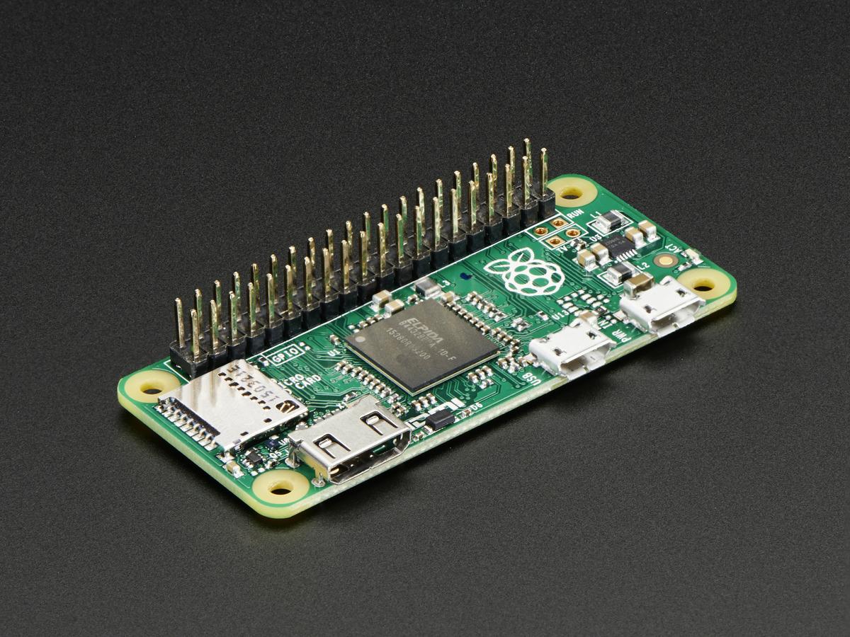 Raspberry Pi Zero Budget Pack - Includes Pi Zero v1 3