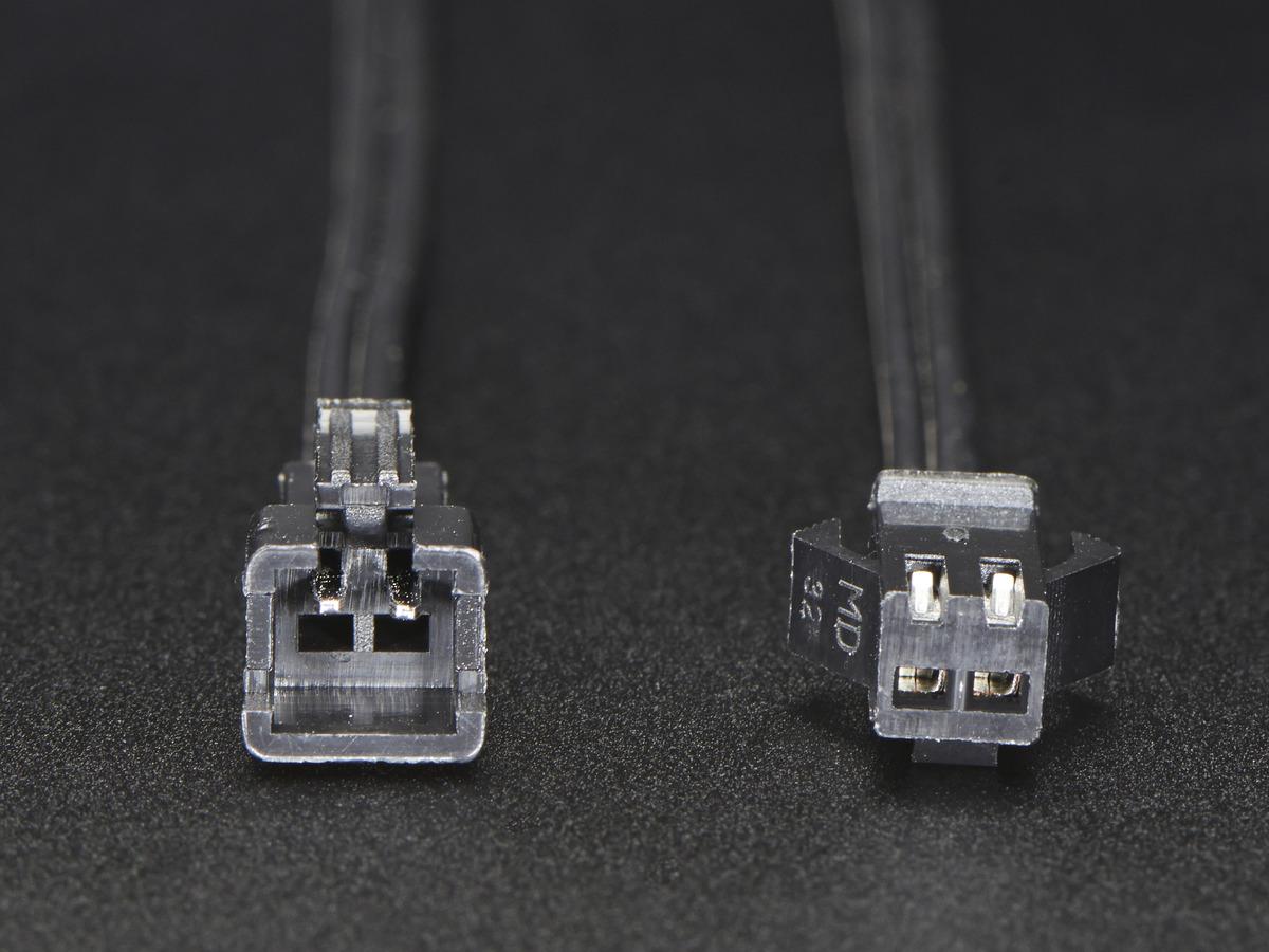 2 Pin Jst Sm Plug Receptacle Cable Set Id 2880 075 Adafruit Wiring A Australia