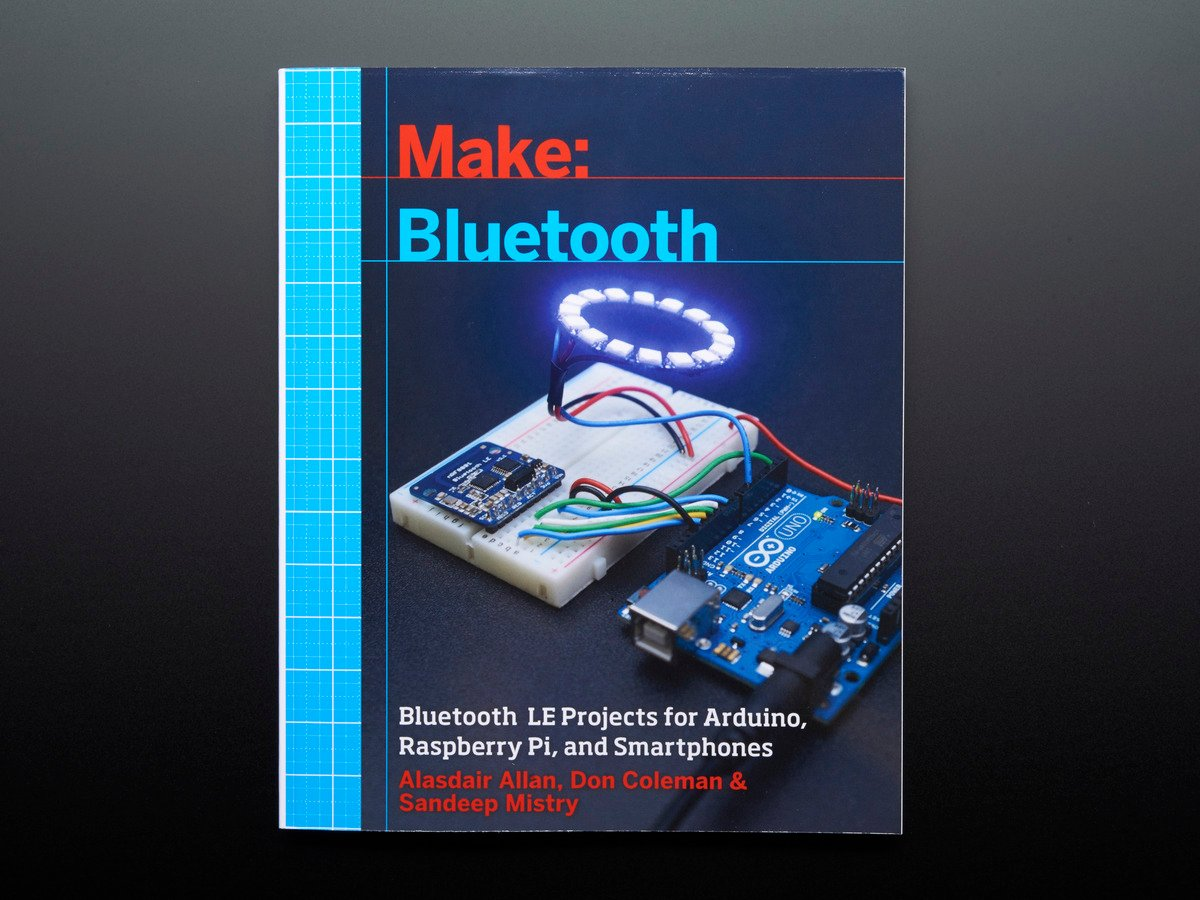 Make bluetooth le projects for arduino raspi and