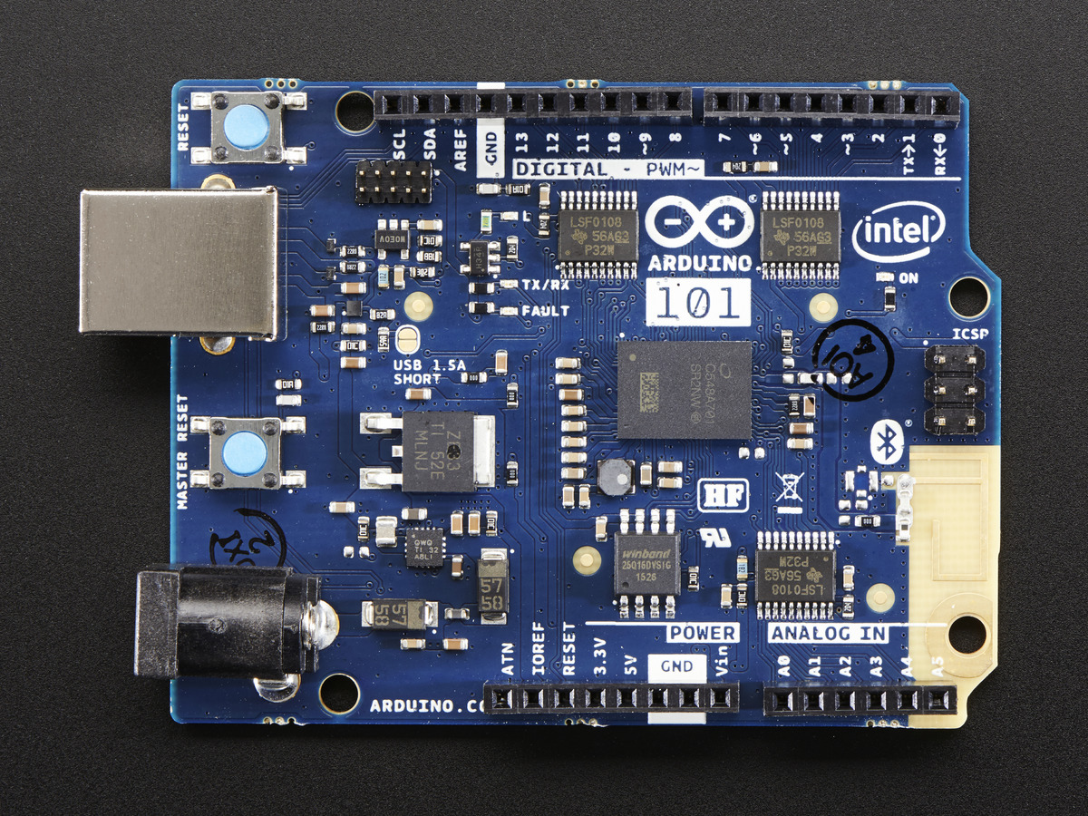 Image result for arduino intel curie