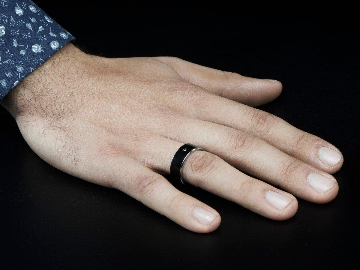 RFID / NFC Smart Rings - Multiple Sizes - NTAG213 ID: 3041