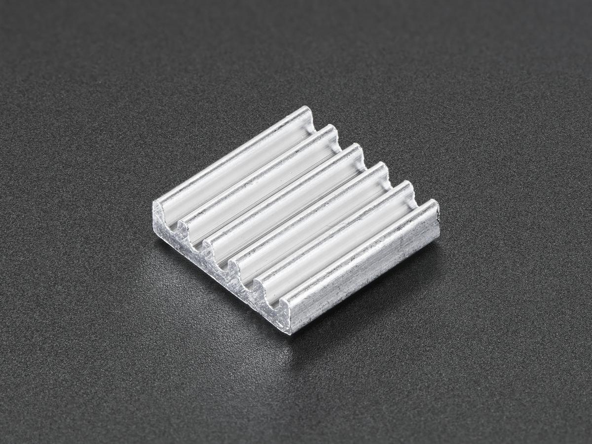 Components Parts Adafruit Industries Unique Fun Diy Make Naruto Origami Online Diagrams Mini Aluminum Heat Sink For Raspberry Pi 13 X 3mm