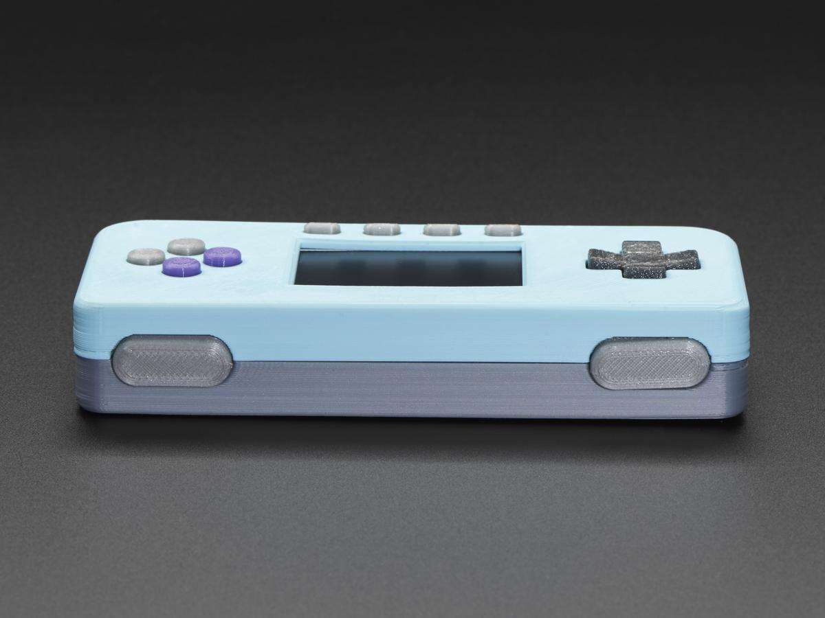 PiGRRL Zero Plus Case Only 3D Printed Case for Custom Large Size PiGRRL Zero