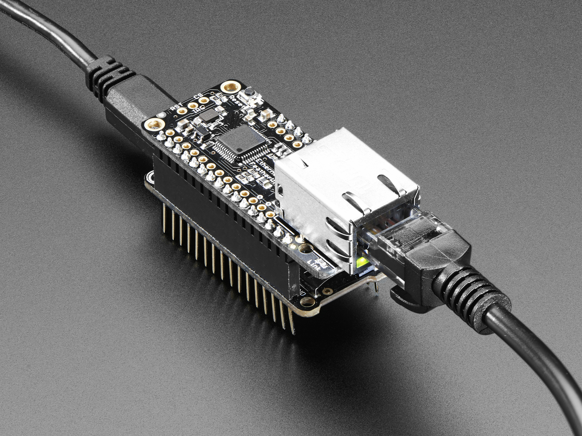 8023af Poe Output Data Power Splitter 12v 1a Id 3238 995 Injector Switch Compatible Adafruit Ethernet Featherwing