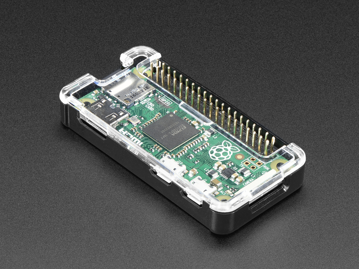 Adafruit Raspberry Pi Zero Case ID: 3252 - $4 75 : Adafruit
