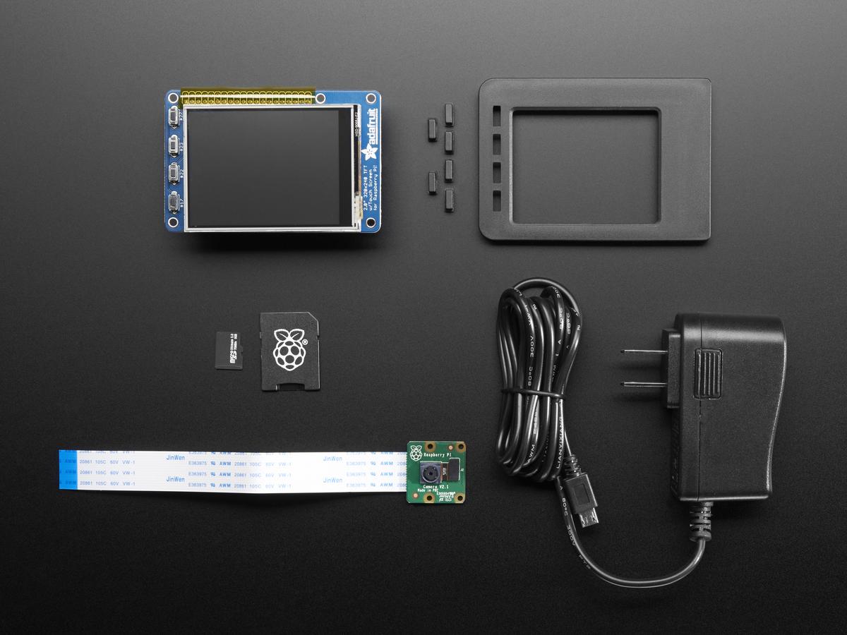 Raspberry Pi DIY Camera Pack Raspberry Pi DIY Camera Pack
