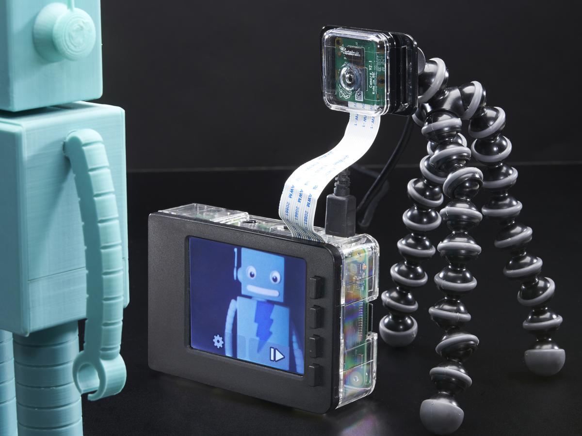 Raspberry Pi DIY Camera Pack ...