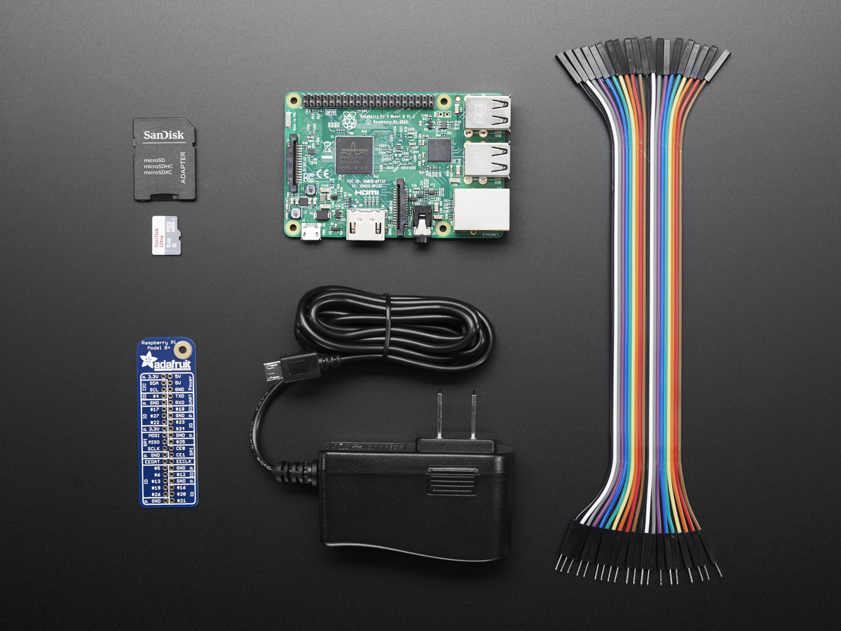 Raspberry Pi 3 Board Pack For Android Things Id 3292 5495 Wiring Nail