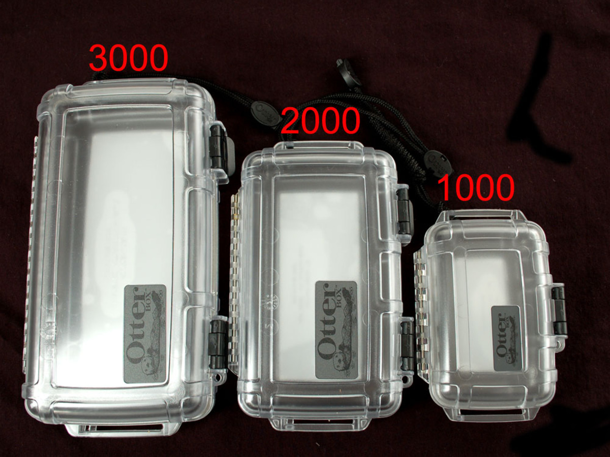 Small Waterproof Otterbox 1000 Id 340 10 00