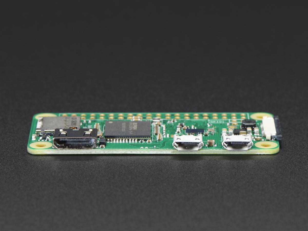 Raspberry Pi Zero W Id 3400 10 00 Adafruit