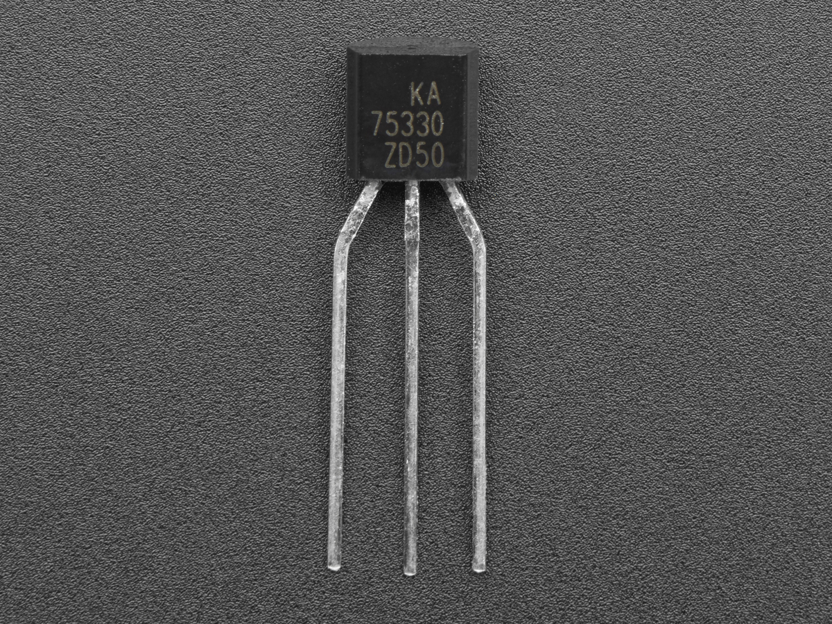 Simple Gauss Detection Switch Electronics Forum Circuits Reset Enable Controller Ka75330 33v Voltage Detector Id 3428