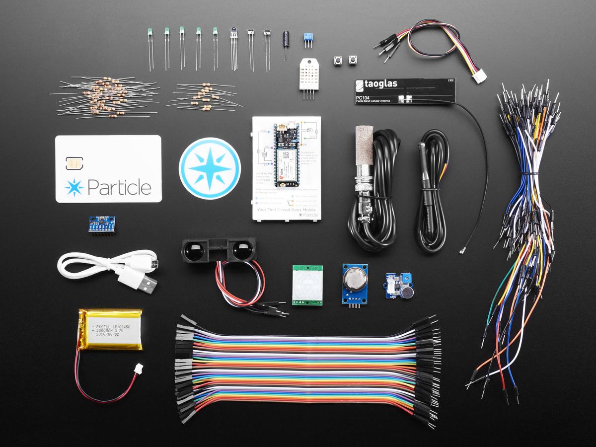 Particle Sensor Kit 3g Americas Aus