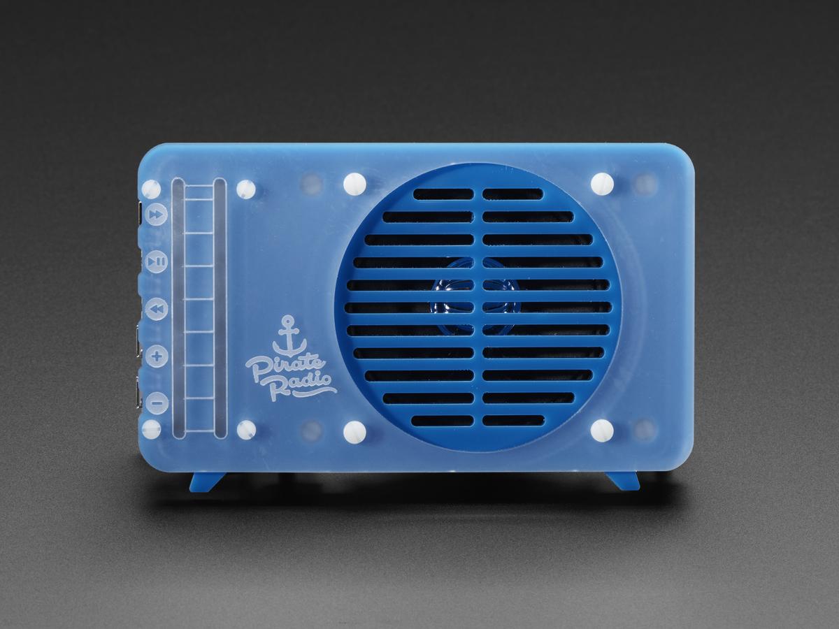 Young Engineers Adafruit Industries Unique Fun Diy Electronics 99 Electronic Toolbox 10 Combines Pimoroni Pirate Radio Pi Zero W Project Kit