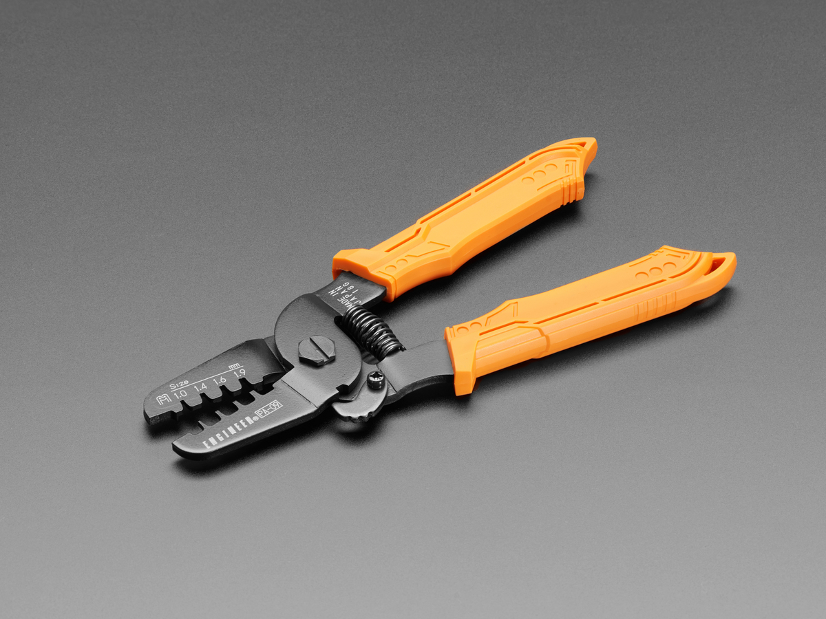 Engineer PA-09 Micro Connector Crimpers