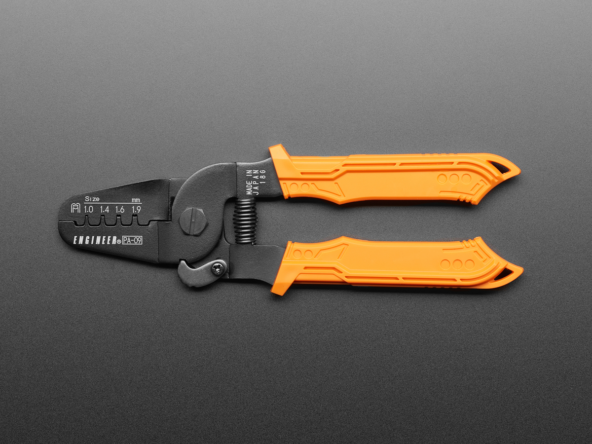 ENGINEER PA-09 MICRO CONNECTOR PLIERS from Japan
