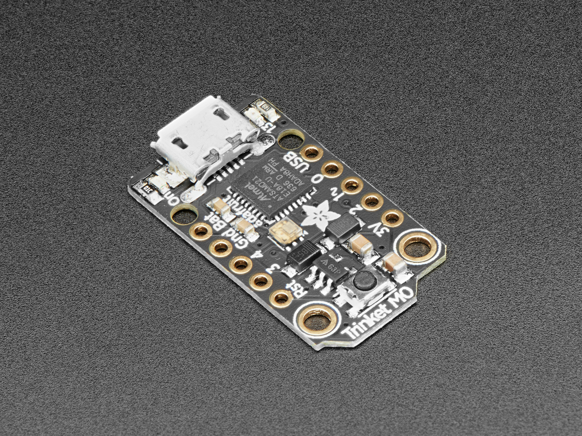 Adafruit Trinket M0 For Use With Circuitpython Arduino Ide Id Pics Photos Fun And Useful Electronic Circuits That You Can To