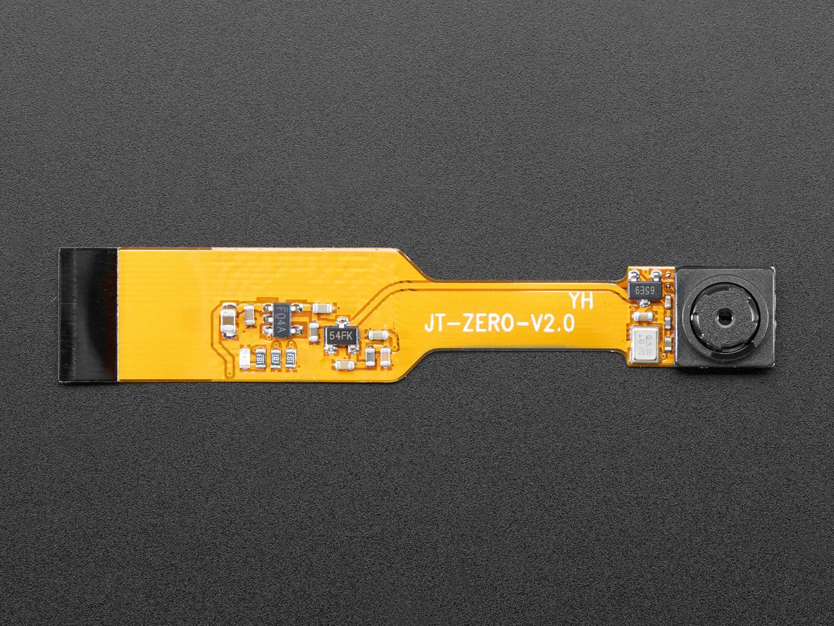 Zero Spy Camera for Raspberry Pi Zero ID: 3508 - $19 95
