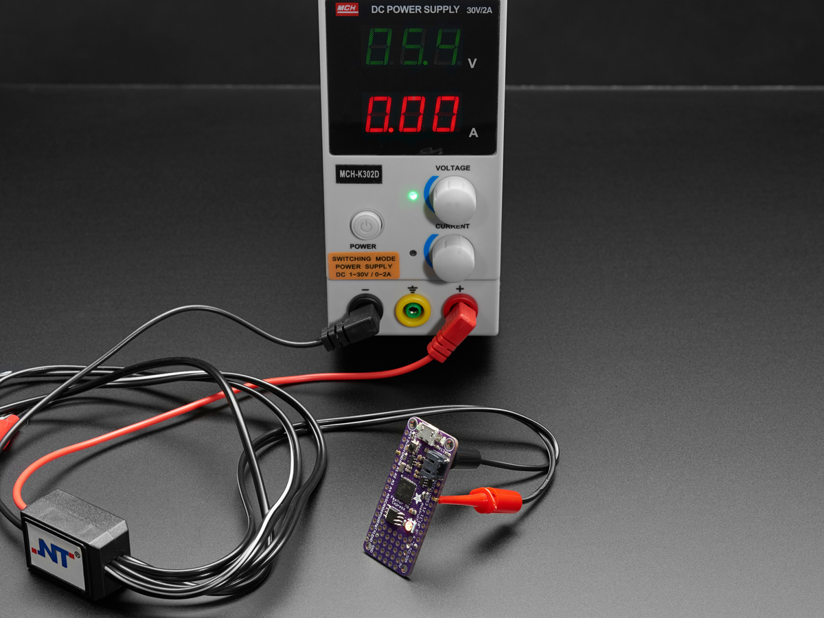 Multifunction Basic Power Supply Test Line - Banana to Various ID ...