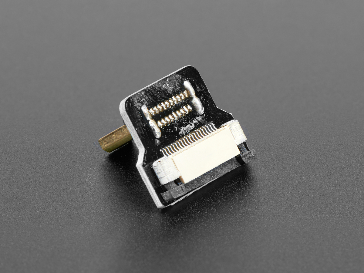 Diy Hdmi Cable Parts Right Angle L Bend Micro Plug Id 3558 Wiring A