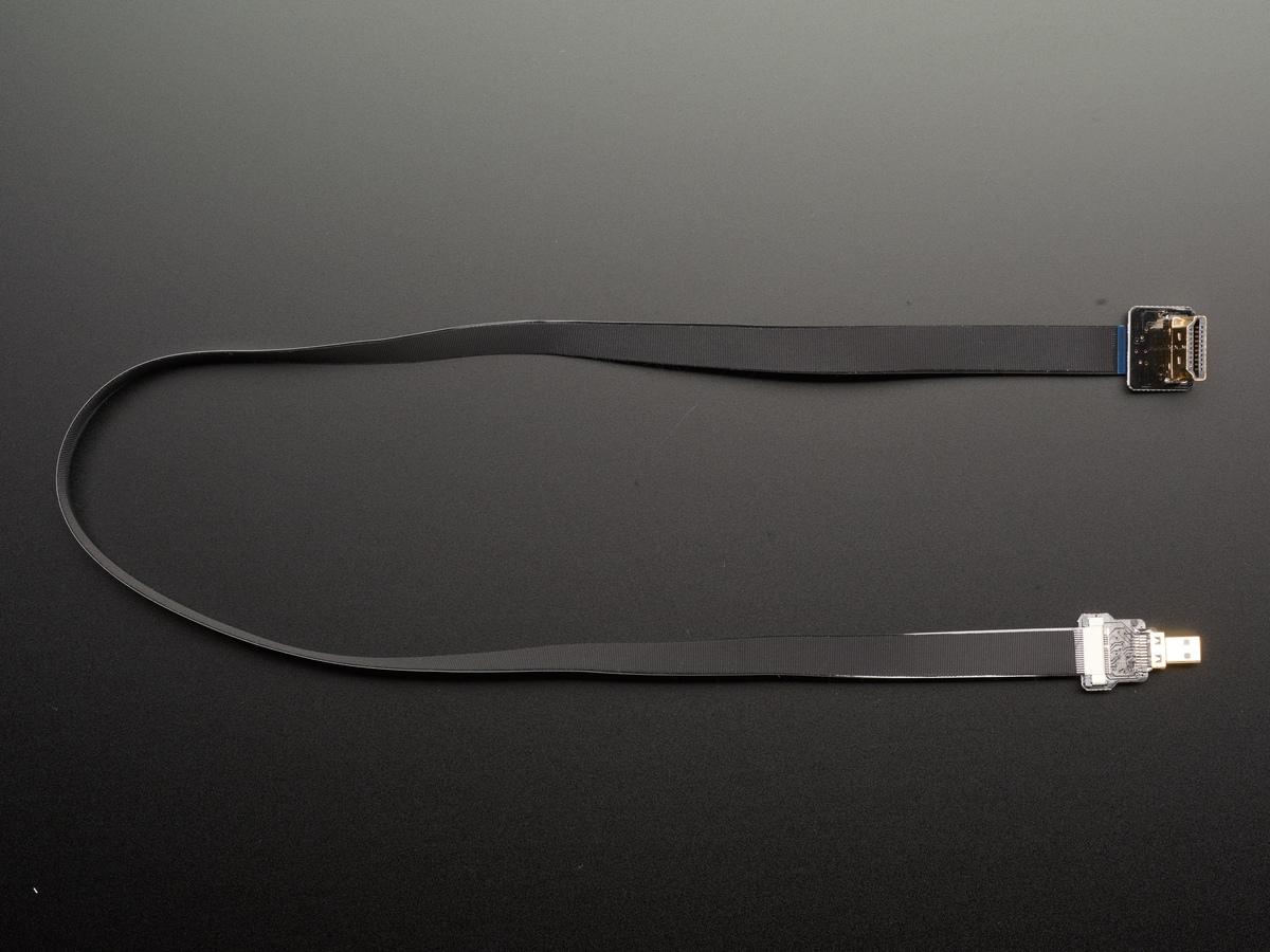 3563 02 diy hdmi cable parts 50 cm hdmi ribbon cable id 3563 $3 50