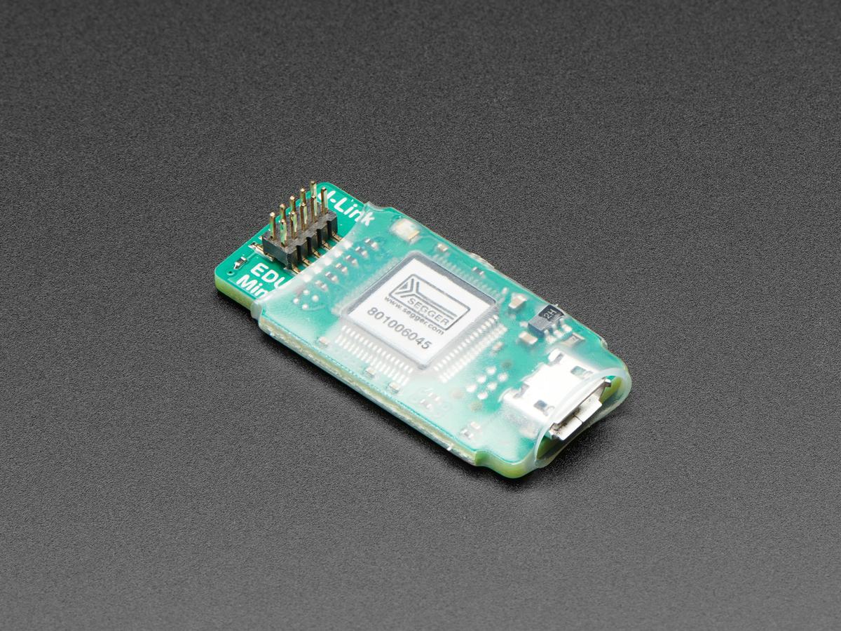 SEGGER J-Link EDU Mini - JTAG/SWD Debugger ID: 3571 - $19 95