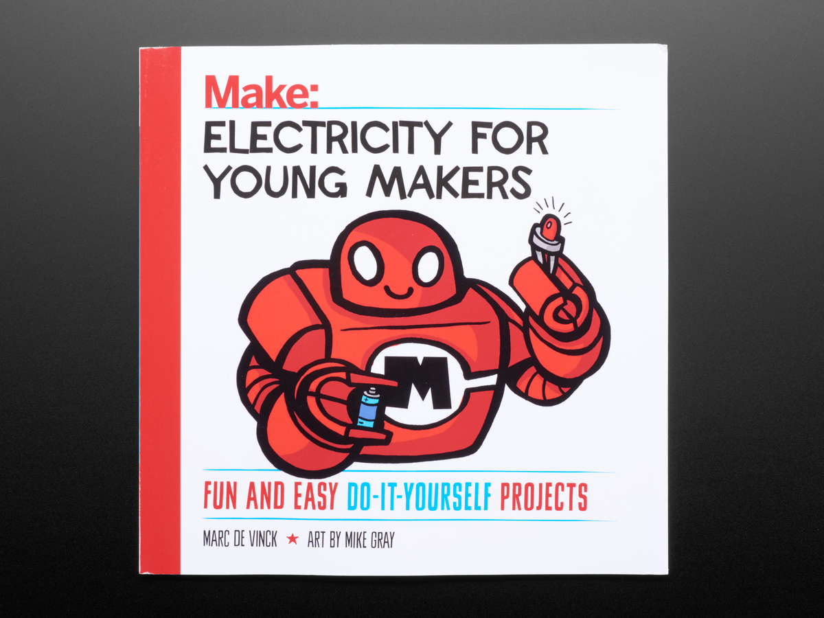 Electricity for young makers fun easy do it yourself projects by electricity for young makers fun easy do it yourself projects by solutioingenieria Choice Image