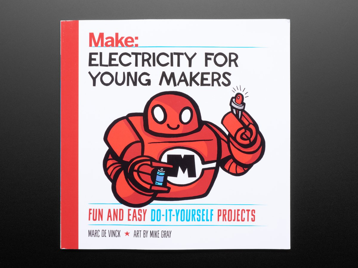electricity for young makers fun easy do it yourself projects by marc de vinck id 3572. Black Bedroom Furniture Sets. Home Design Ideas