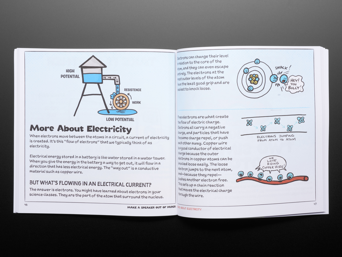 Electricity for young makers fun easy do it yourself projects 35725 solutioingenieria Choice Image