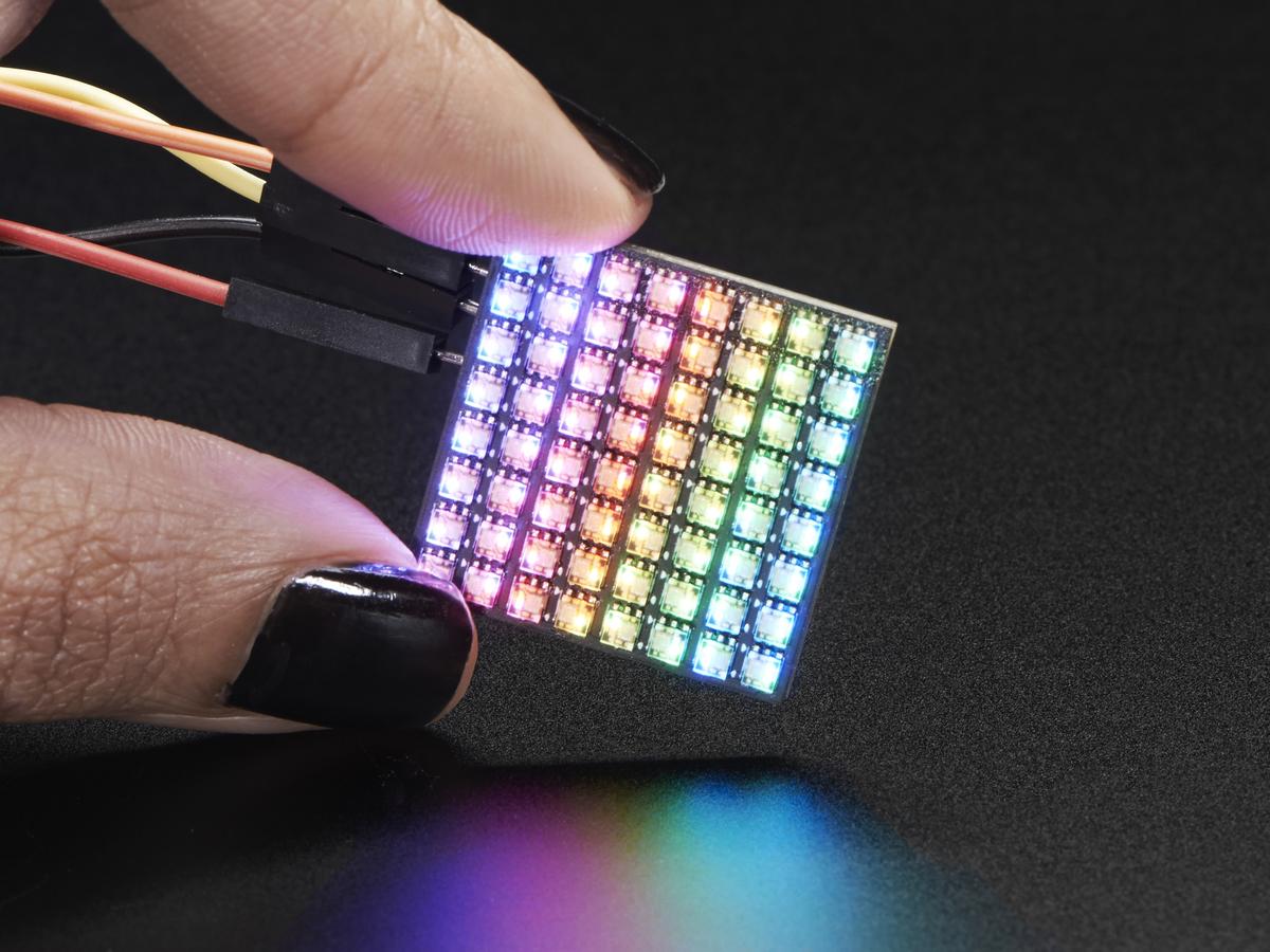 Dotstar Micro Leds Apa102 2020 Smart Smd Rgb Led 100