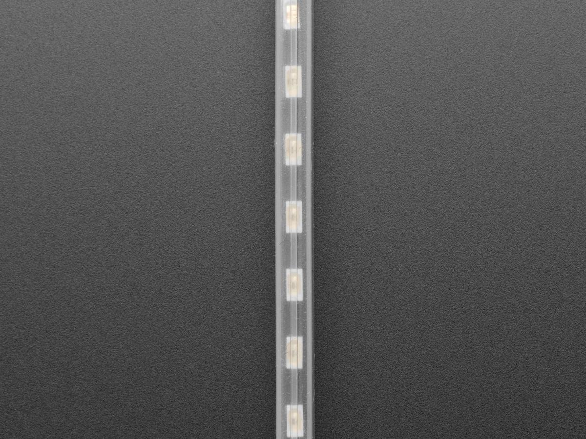 Adafruit NeoPixel LED Side Light Strip Black 120 LED AF3634