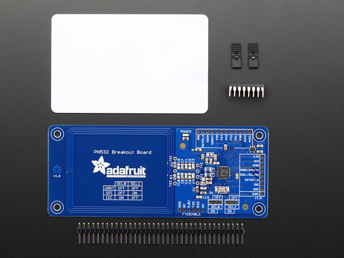 PN532 NFC/RFID controller breakout board - v1 6