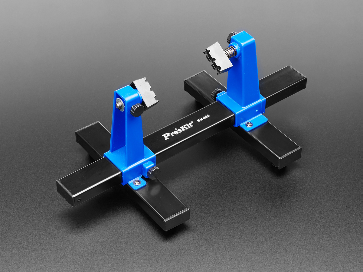 Fully Adjustable PCB Clamp Holder [Pro's Kit SN-390] ID