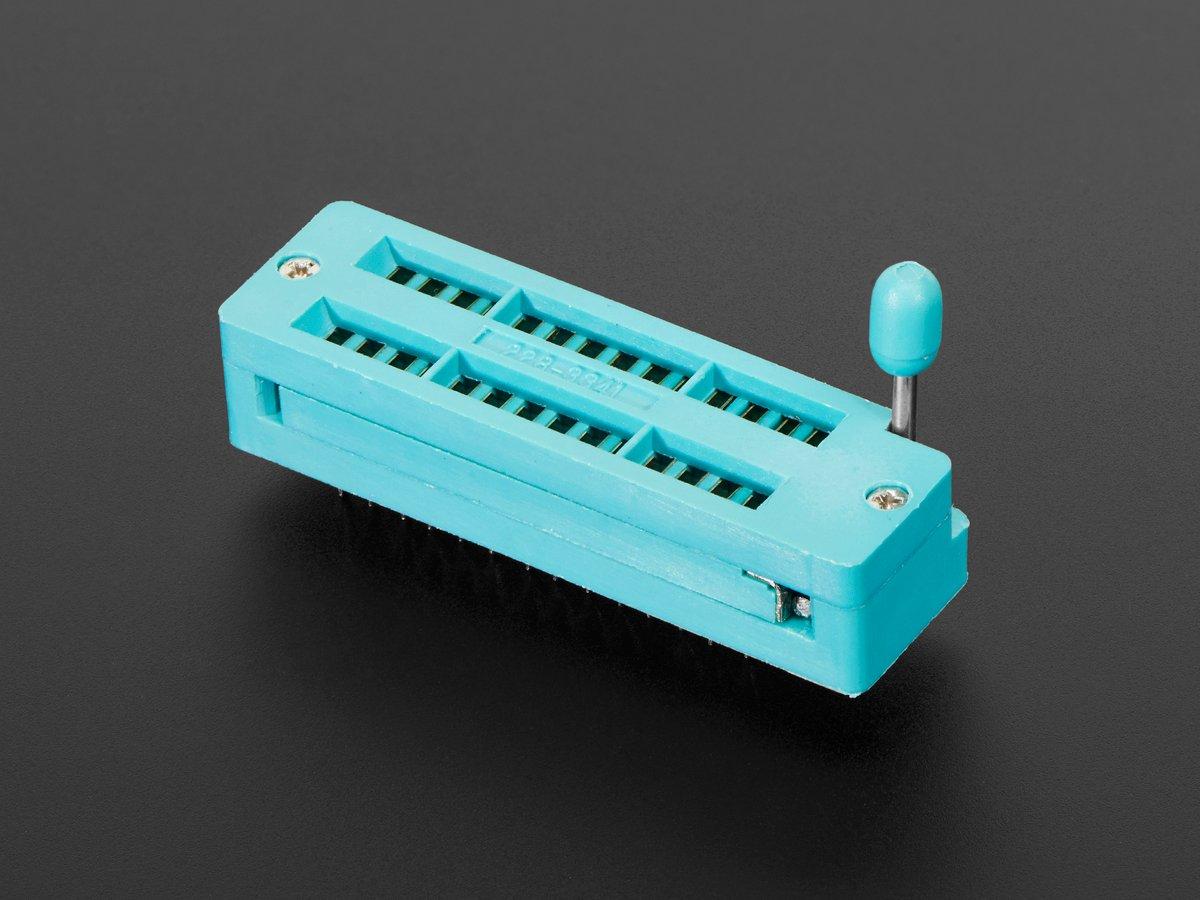 Sockets/Connectors : Adafruit Industries, Unique & fun DIY ...