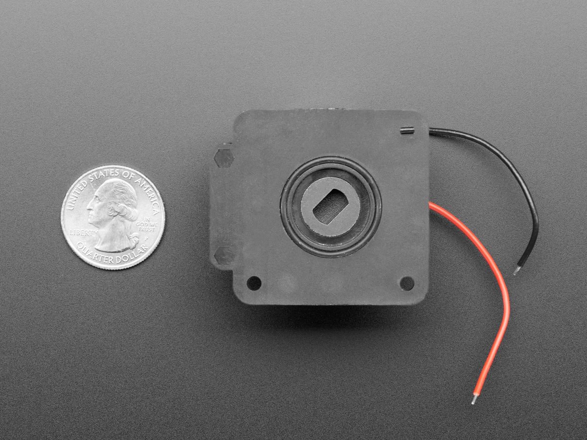 Rotating Door Lock DC Motor ID: 3881 - $2 50 : Adafruit Industries