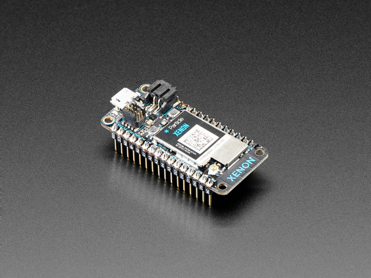 Particle Xenon Kit - nRF52840 with BLE and Mesh ID: 3995 - $25 00