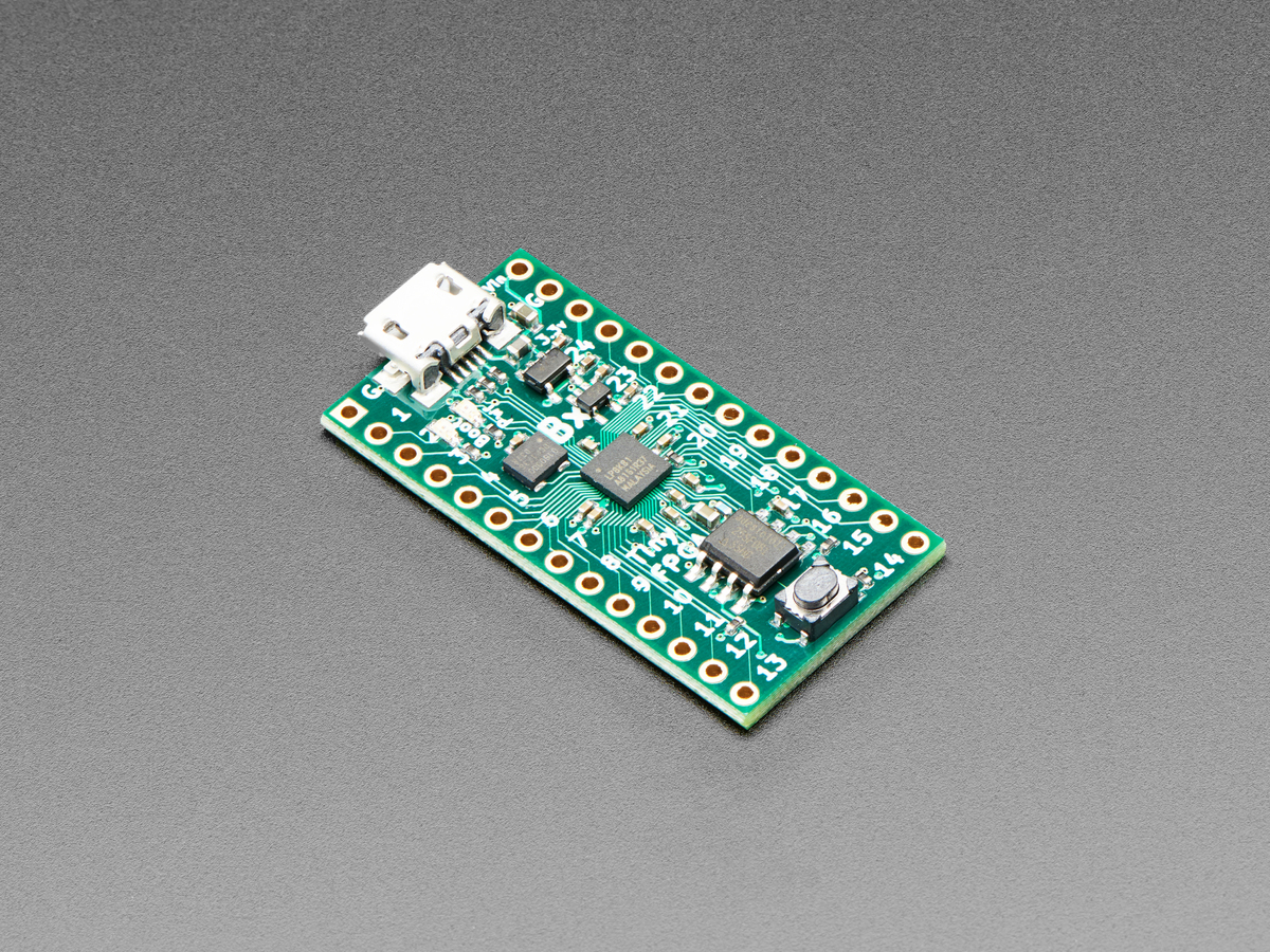 TinyFPGA BX - ICE40 FPGA Development Board with USB ID: 4038