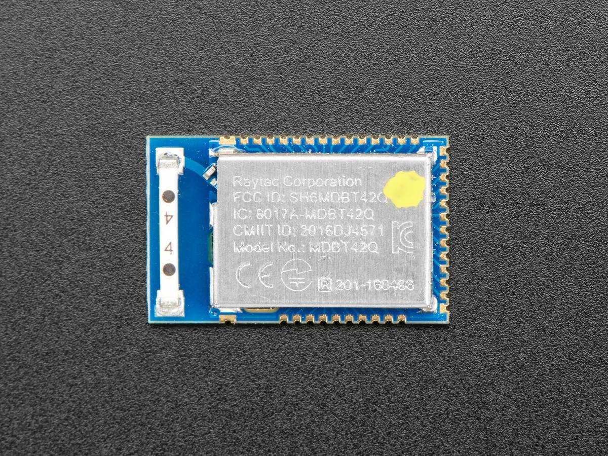 nRF52832 Bluetooth Low Energy Module [MDBT42Q-512KV2] ID